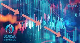 Piyasalarda Satış Baskısı Sürerken, Borsa İstanbul 1.100 Puana Geriledi