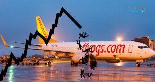 Yolcu Sayısındaki Düşüş Pegasus Hisselerine %2'ye Yakın Kayıp Getirdi