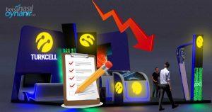 Turkcell'in Şirket Ana Sözleşmesindeki Değişiklik Hisselerine Yaramadı